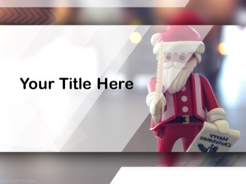 Free Santa PPT Template
