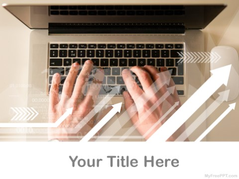 Free Typing PPT Template