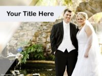 Free Wedding Photography PPT Template